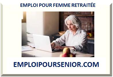 recherche emploi senior femme ou rencontrer une fille bien